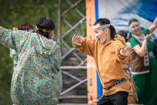 Эвенский праздник «Нургэнэк» отметили в селе Анавгай уже в 29-й раз
