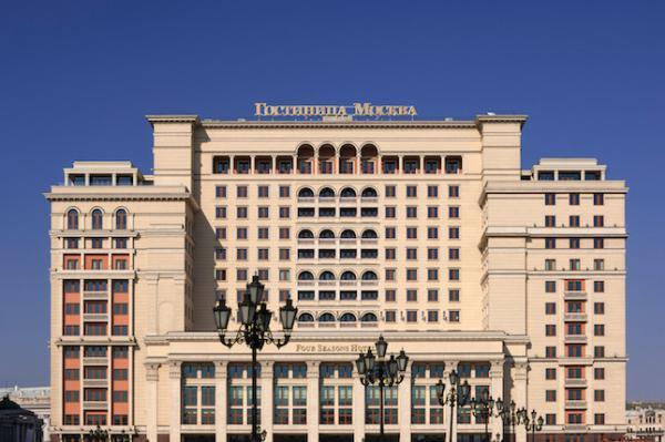 Отели Москвы во время ЧМ по футболу заняты на 90%