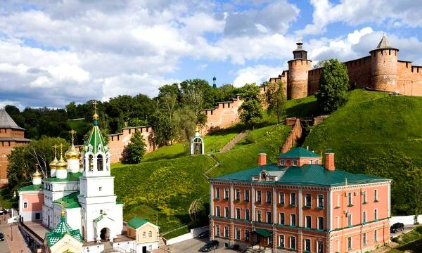 Турпоток в Нижний Новгород вырос на 20% в дни ЧМ-2018
