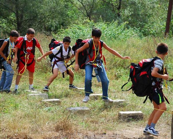 Около 350 подростков примут участие в первой на Кубани школе туризма