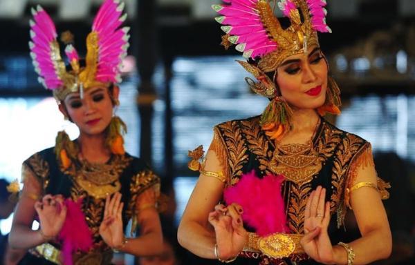 Храм Боробудур в Индонезии проведет уникальный арт-фестиваль