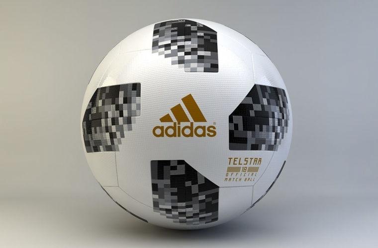 Специалисты изучили мяч для Чемпионата Мира по футболу
