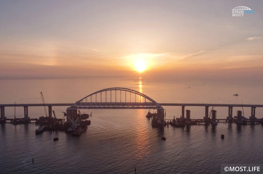 На Украине открыли тайну Крымского моста