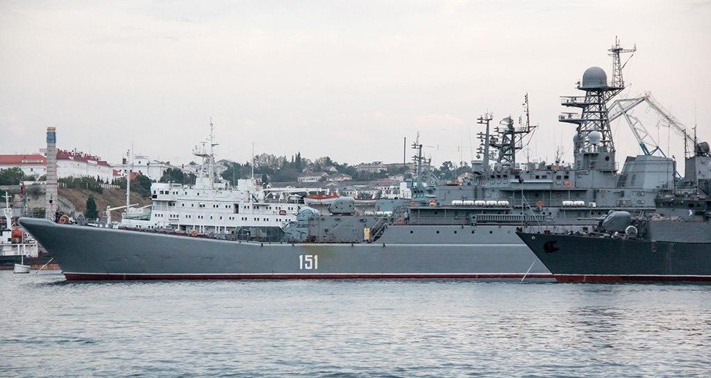 НАТО обвиняет Россию в нарушении равновесия в Черном море