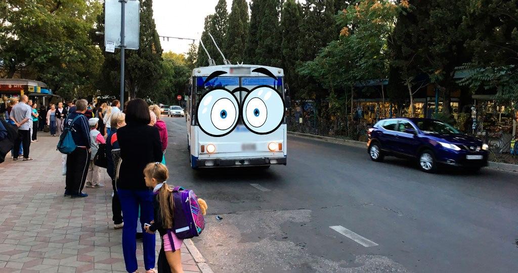 Крым пересаживается с троллейбусов на электробусы