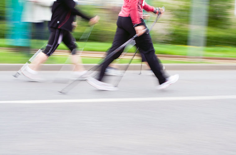 Медики говорят, что совсем необязательно делать 10 000 шагов в день для хорошего здоровья