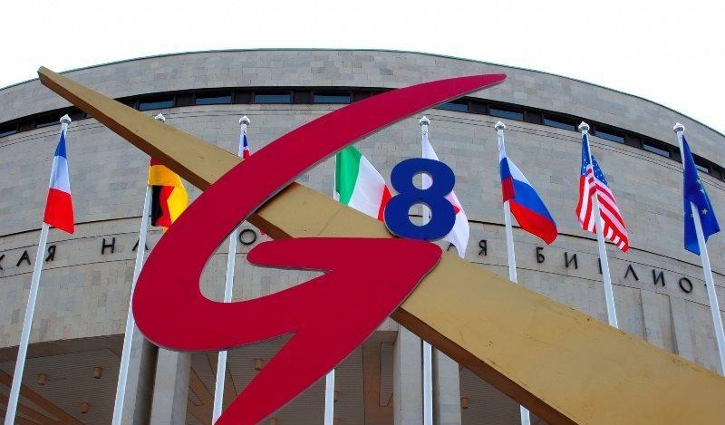 Фактическое признание: Россию вернут в G8 вместе с Крымом