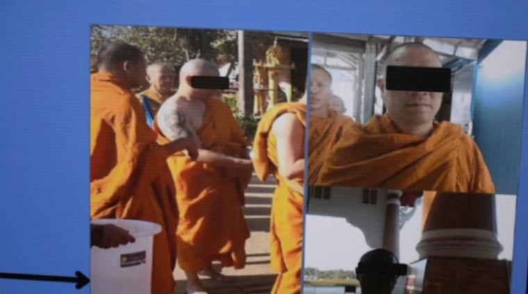 Иисус Христос помог найти убийцу в Таиланде