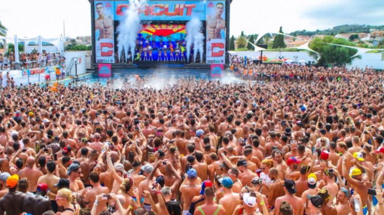 В Паттайе состоялся первый Гей-Фестиваль «Circuit»