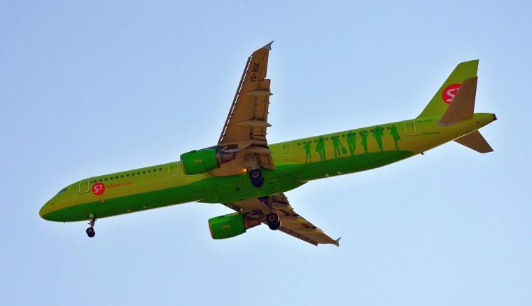 S7 Airlines возобновляет рейсы из Красноярска в Бангкок