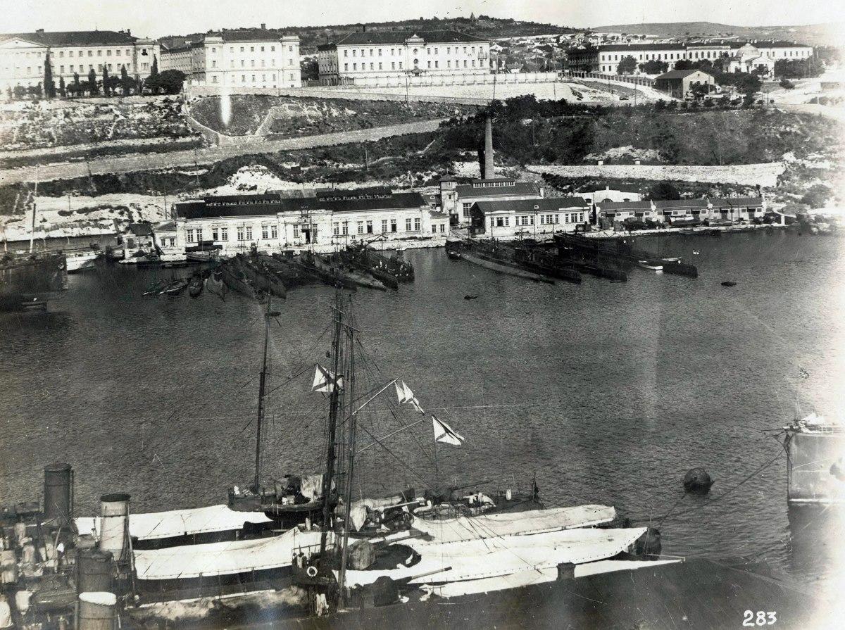 Севастополь. Южная бухта