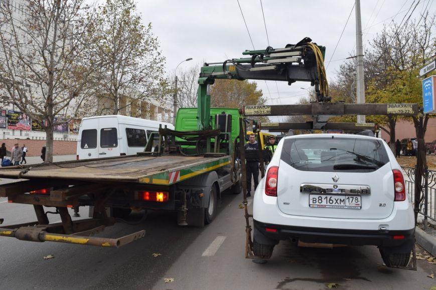 В Крыму будут штрафовать эвакуаторщиков