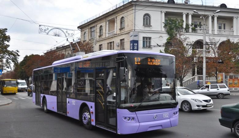В Севастопольских троллейбусах будут действовать электронные проездные