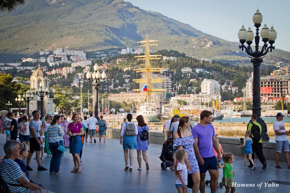 В понедельник в Крыму до 30 градусов жары