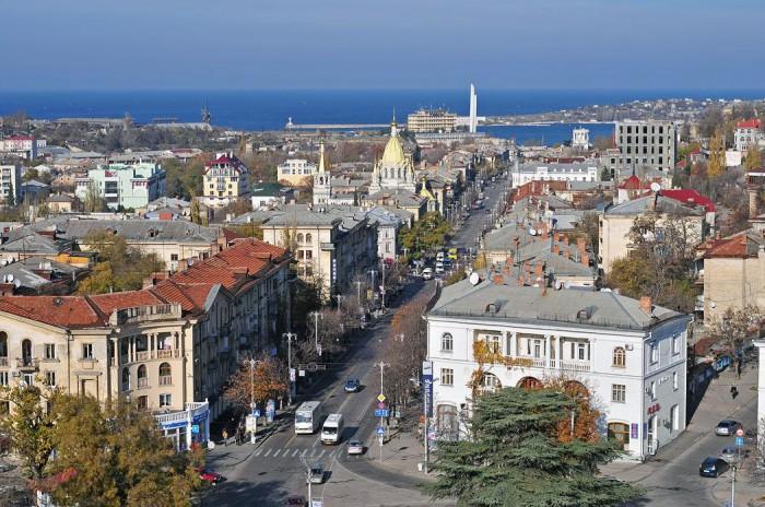 Власти России снимут ограничения на застройку исторической части Севастополя