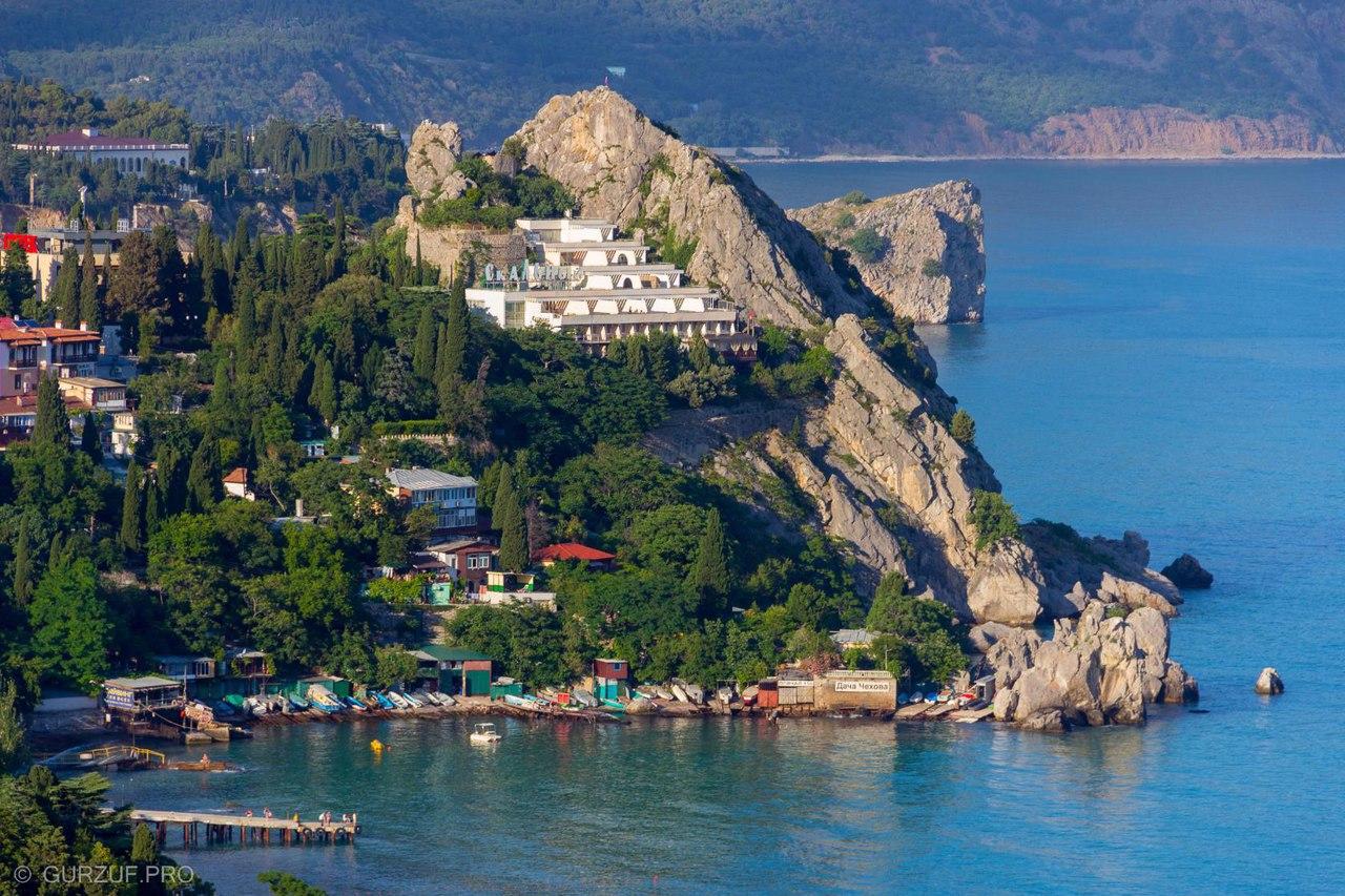 В четверг в Крыму до 36 градусов жары, местами дожди