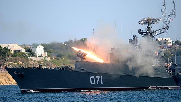 Севастополь готовится к параду в честь Дня ВМФ