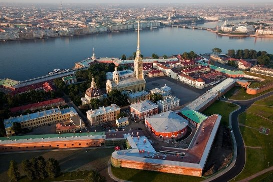 Достопримечательности Петербурга.