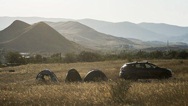 Крым лидирует среди регионов для отдыха в летних домиках и кемпингах