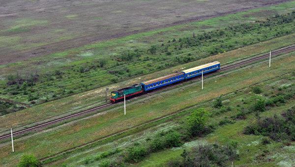 Железную дорогу Керчь - Симферополь могут построить в рамках концессии