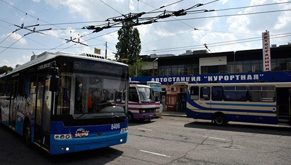 """Автостанцию """"Курортная"""" в Симферополе хотят перенести"""