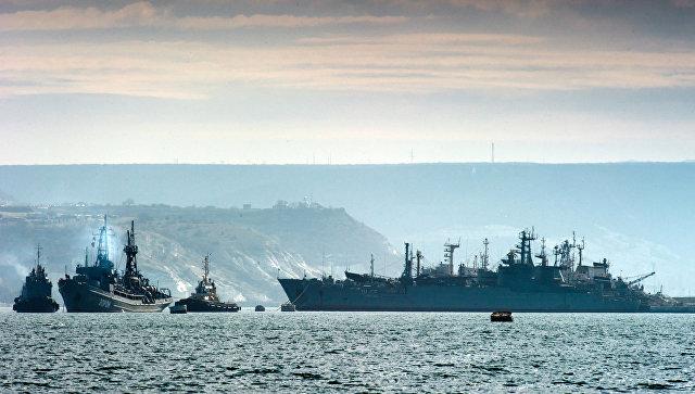 Черноморский флот на 100% укомплектовали призывниками