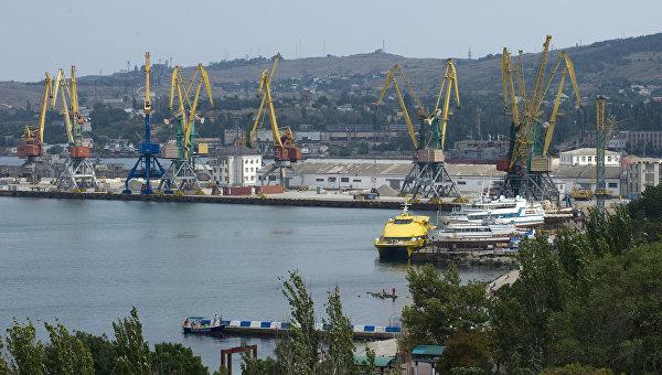 'Зри в корень': в Крыму ответили на идею Киева ввести санкции против портов РФ