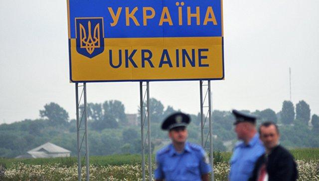 Киев выделил деньги на строительство двух КПП на границе с Крымом
