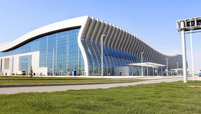 """Автостанция переезжает в новый терминал аэропорта """"Симферополь"""""""