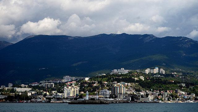 Власти Крыма распорядились снести несколько жилых комплексов в Ялте