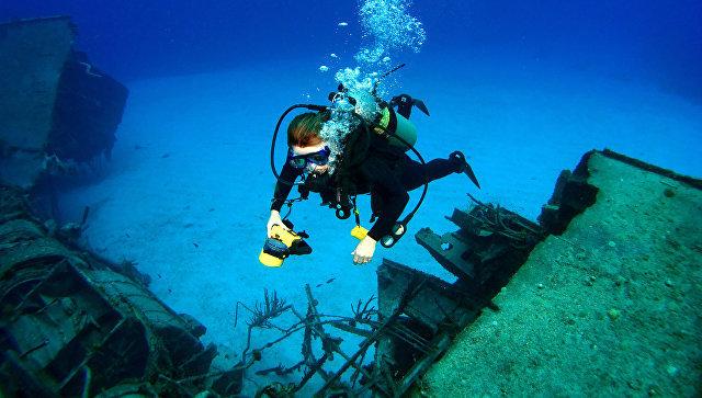 В Черном море появятся новые объекты для рэк-дайвинга