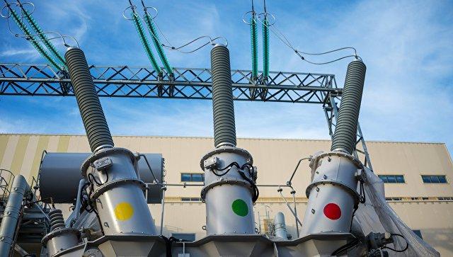 Новая ТЭС в Севастополе выдала первые мегаватты в сеть