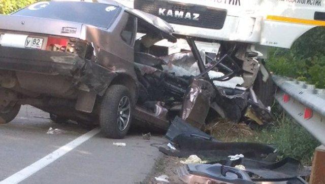 Страшное ДТП в Крыму: стали известны подробности аварии с тремя погибшими