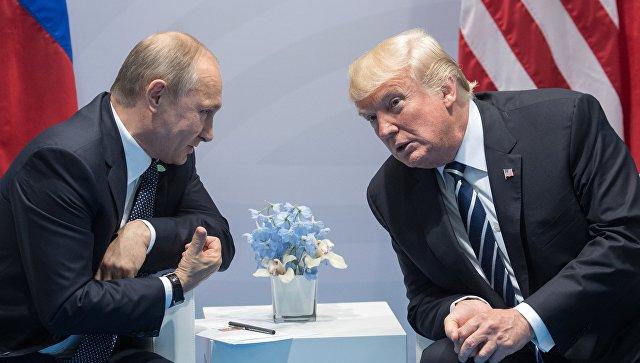 Трамп заявил, что недоволен ситуацией вокруг Крыма