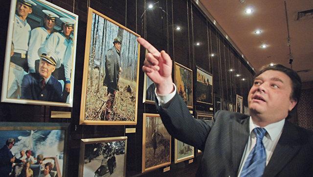Внук Брежнева скончался в Крыму