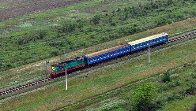 Крымская железная дорога за полгода перевезла почти 1,5 млн пассажиров