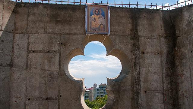 В Ливадии восстановят церковь в память о царской семье