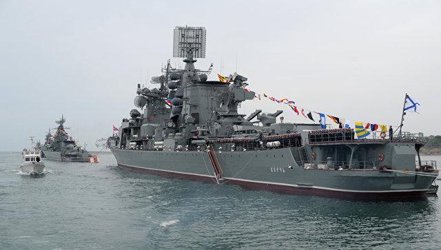 Керчь будет праздновать День ВМФ два дня