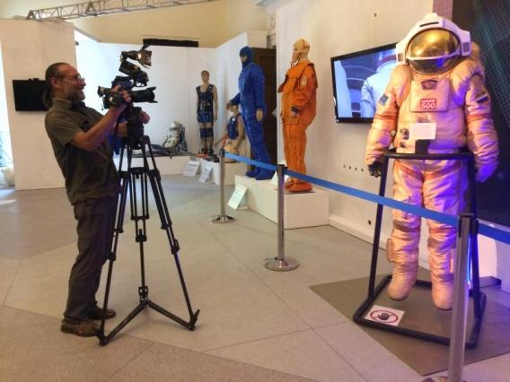 В Севастополе за 350 рублей можно выйти в «Открытый космос»