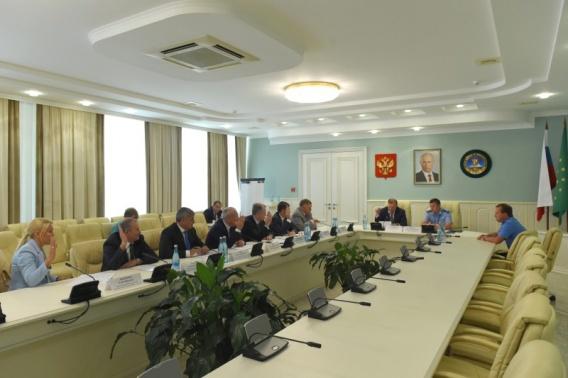 Игорь Шевченко согласован на должность прокурора Адыгеи