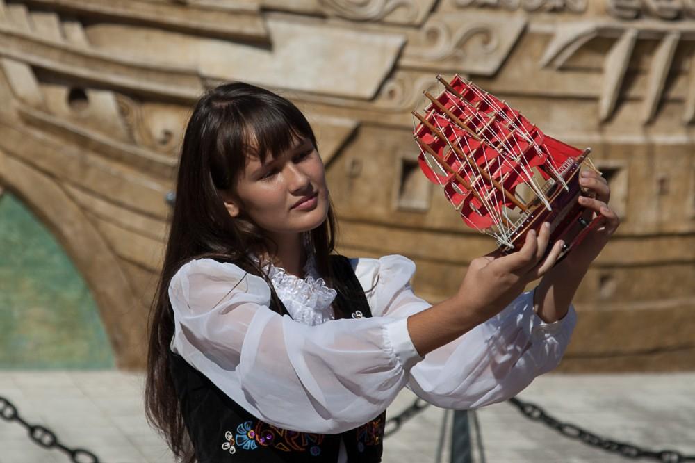 Поэтический фестиваль «Алые паруса – 2018» пройдёт в Феодосии