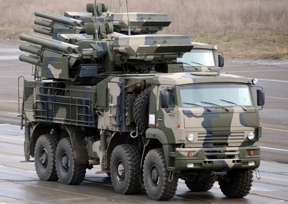 Крым прикроют еще одним противовоздушным панцирем