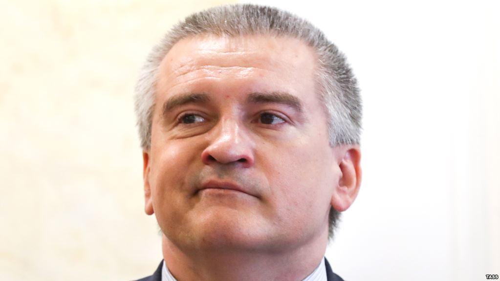 В Крыму задержали «решал», прикрывавшихся Аксеновым