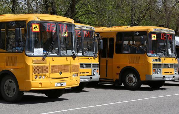 Начинает действовать запрет на использование автобусов старше 10 лет для перевозки детей