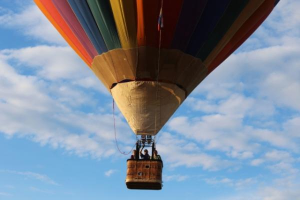 В пермском городе Кунгуре открылся фестиваль «Небесная ярмарка»