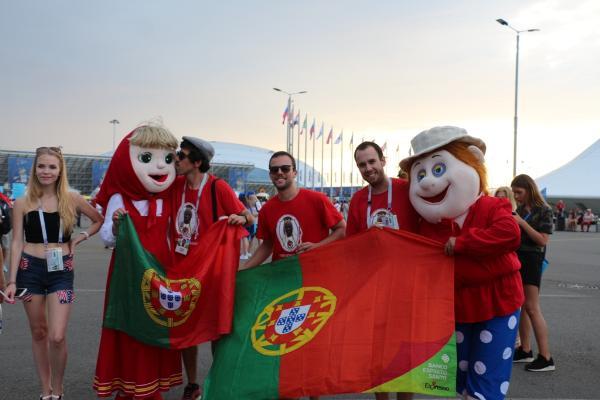 Около полумиллиона болельщиков посетили ЧМ-2018 в Сочи
