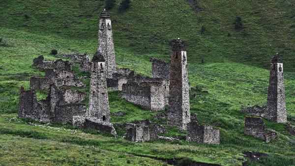 В Северной Осетии появится мастерская по восстановлению башен
