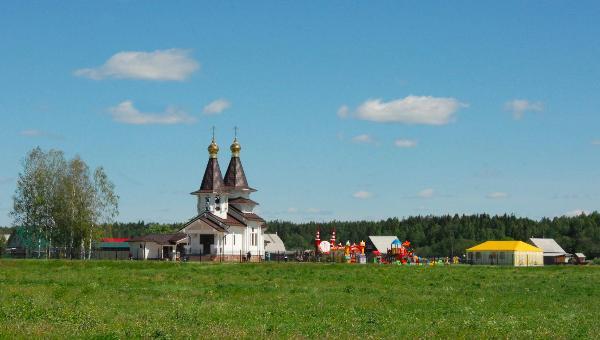 В архангельском селе появятся дворцы и аквапарк
