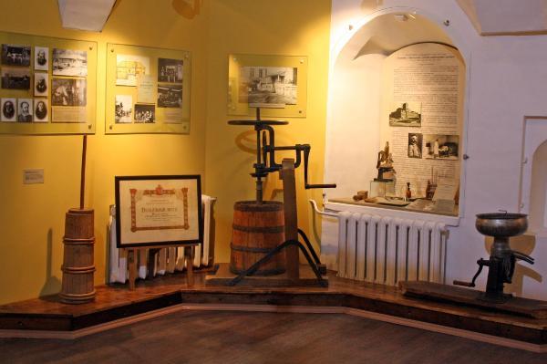 Первый в России ремесленный Музей Ганзы открыли в Вологде