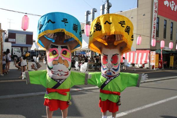 Хэсо Мацури – фестиваль танцующих пупков
